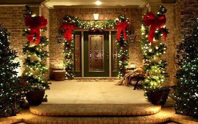 Comment décorer votre jardin pour Noël