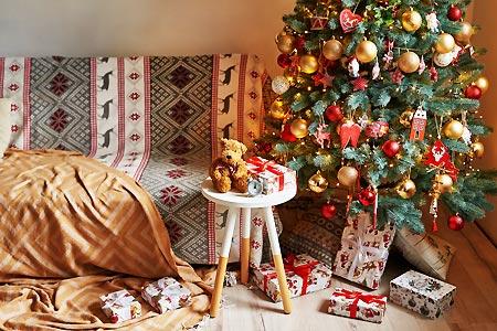 Décorez vite et pas cher pour Noël