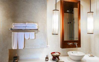 Solutions de rangements simples pour la salle de bain