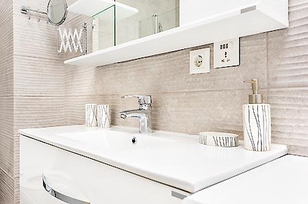 Etageres rangement salle de bain