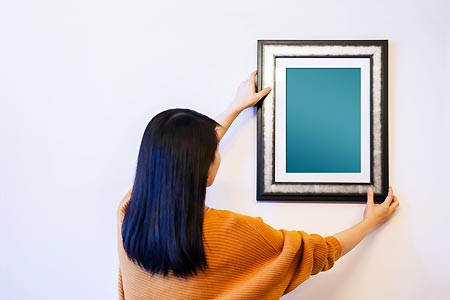 Conseils pour accrocher des photos sur vos murs